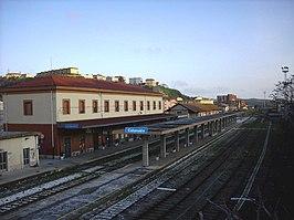 Catanzaro railway station