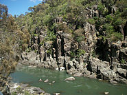 Cataract Gorge Tasmania