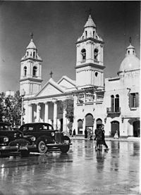 Catedral Basílica de la Ciudad de Santiago del estero, Década del 40.jpg