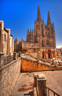 Burgos Cathedral Wikipedia
