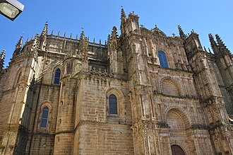 New Cathedral of Plasencia - Image: Catedral de Plasencia 3