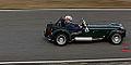 Caterham Lotus Super Seven - Lotus Super Seven - Club ASA - Circuit Pau-Arnos - Le 9 février 2014 - Honda Porsche Renault Secma Seat - Photo Picture Image (12419646754).jpg