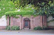 Grab an der Peterskirche (Quelle: Wikimedia)