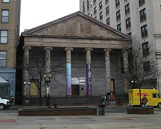 Cathedral Church of St. Paul (Boston) - Image: Cathedral Church of St Paul 05Feb 2008
