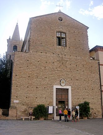 Roman Catholic Archdiocese of Ravenna-Cervia - Cervia Cathedral