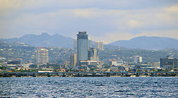 Skyline of Cebu City