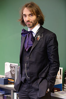 Cedric Villani in his office 2015 n1.jpg