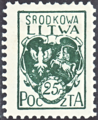 Central Lithuania 1921 MiNr 020A B002.png