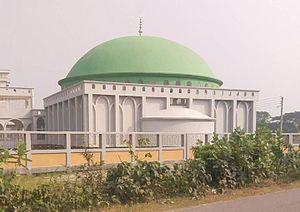 Bangabandhu Sheikh Mujibur Rahman Science and Technology University - Central Mosque, Bsmrstu