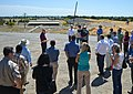 Central Valley Flood Protection Board tour a West Sacramento levee (14656450635).jpg