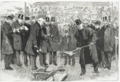 Ceremony of cutting of the first sod of the Wirral Railway.png