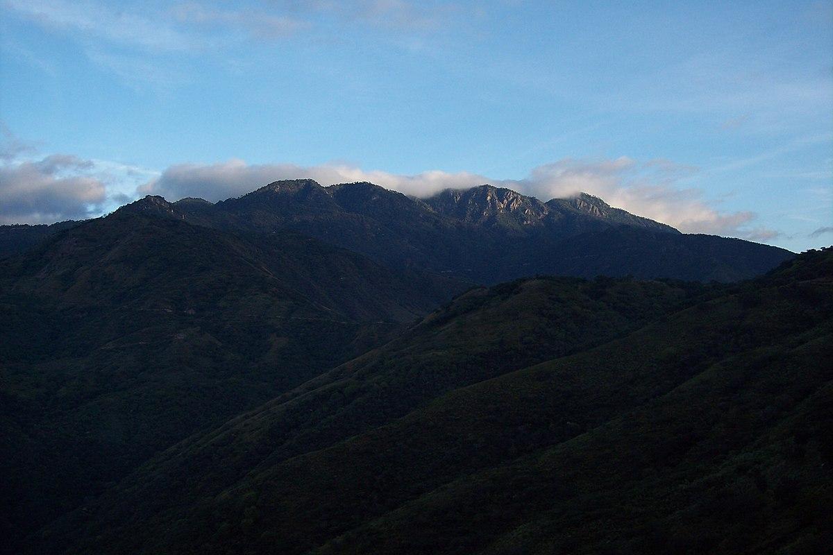 Cerro de la Vigía Cuba