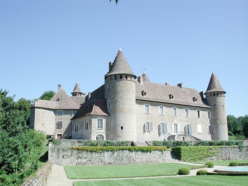 File:Château de Virieu Isère France 01.jpg