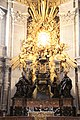 Chair (Throne) of St. Peter, St. Peter's Basilica (48466425951).jpg