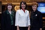 Chairman Hersman with Arelene Moulder and Janice Pauls (13426738593).jpg