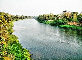 Chalakudy - Chalakudy river