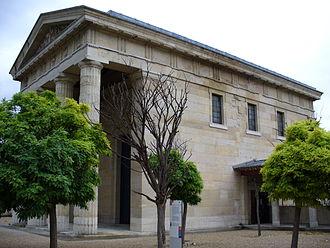 Charenton (asylum) - Image: Chapelle hôpital Esquirol