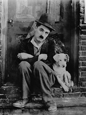 The Tramp - A Dog's Life (1918)