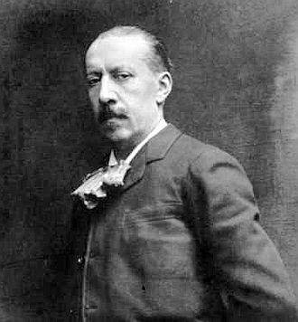 Charles-Marie Widor - Widor, c. 1900
