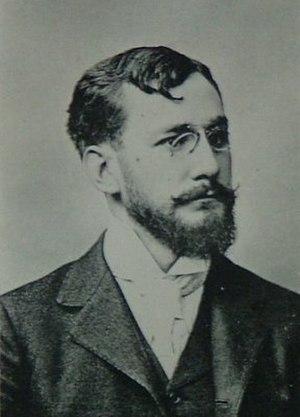 Charles Delanglade - Charles Delanglade in 1901