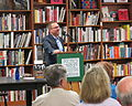 Charles King speaking at Politics and Prose, 21 September 2014.JPG