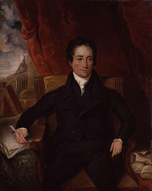 Charles Lamb - Image: Charles Lamb by Henry Hoppner Meyer