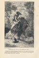 Charles Robert Leslie - Sir Walter Scott - Ravenswood and Lucy at the Mermaiden's Well - Bride of Lammermoor unrestored.png