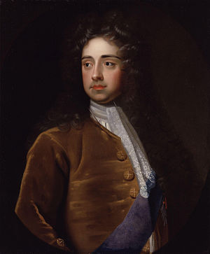 Charles Talbot, 1st Duke of Shrewsbury - The Duke of Shrewsbury by Sir Godfrey Kneller.