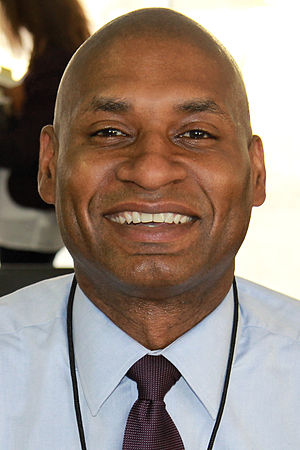 Charles M. Blow - Charles Blow at the 2014 Texas Book Festival