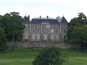 Image illustrative de l'article Château d'Uxelles