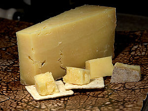 Keen's Cheddar cheese
