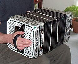 definition of concertina