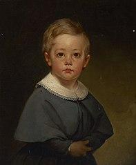 Portrait of Chester Harding Krum
