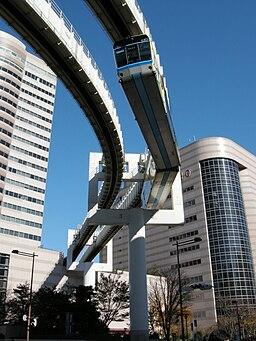 Chiba Urban Monorail Series 1000 0002