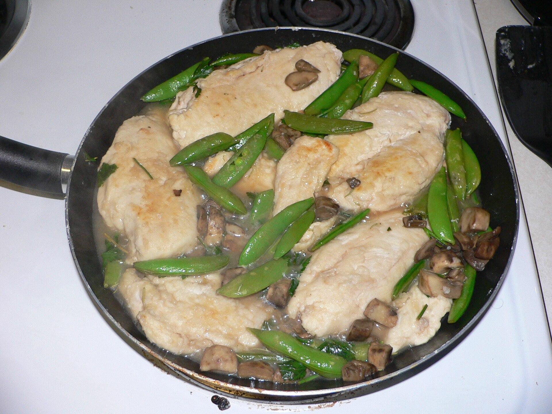 Chicken Marsala America S Test Kitchen