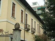 Villa Baldironi Reati