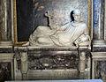 Chiesa abbaziale di s. michele a passignano, int., cappella di s.g. gualberto, santo giacente di gb caccini, 1580, 01.JPG