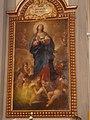 Chiesa dei Santi Quirico, Lucia e Pietro d'Alcantara - Madonna.jpg