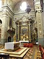 Chiesa di San Giovanni Battista, altare laterale (San Giovanni in Persiceto).JPG