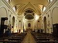 Chiesa di San Pietro Apostolo, interno (Roveredo di Guà).jpg