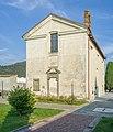 Chiesa di Sant'Eusebio facciata ovest cimitero di Cologne provincia di Brescia.jpg