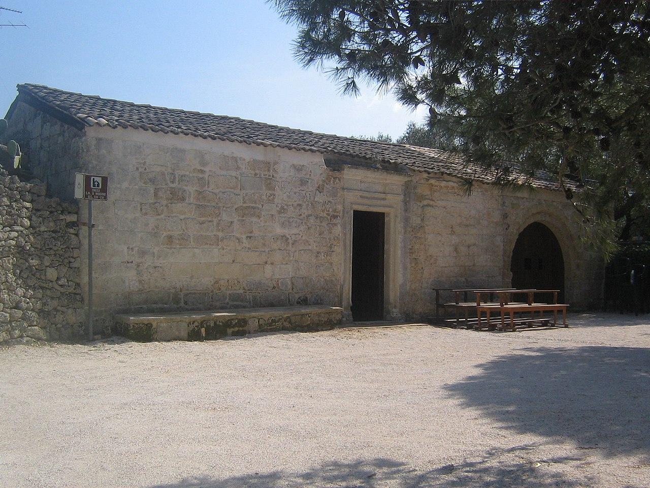 Chiesa di Santa Maria di Miggiano - Muro Leccese.jpg