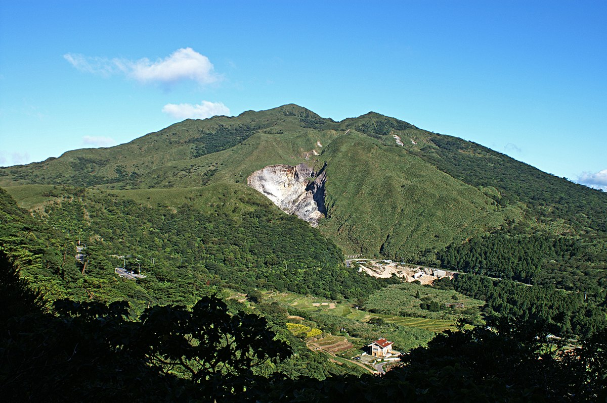 Wikipedia: Yangmingshan
