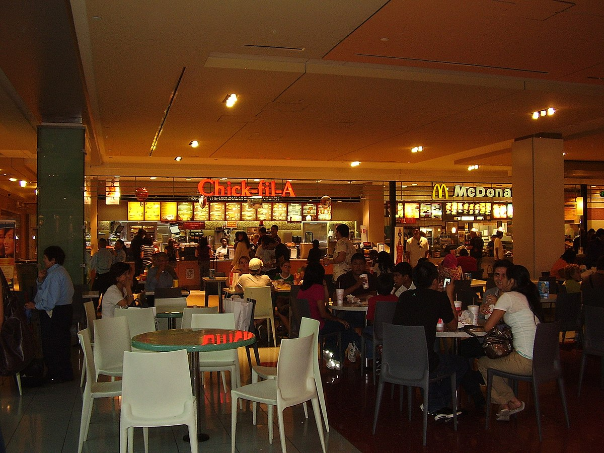 Food Courts In Downtown Calgary