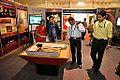 Chladni Pattern - Interactive Science Exhibition - NCSM Stall - Infocom 2014 - Kolkata 2014-12-06 1081.JPG