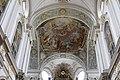 Choir ceiling - Peterskirche - Munich - Germany 2017.jpg