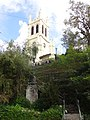 Christ Church Shimla viewed from mall road.JPG