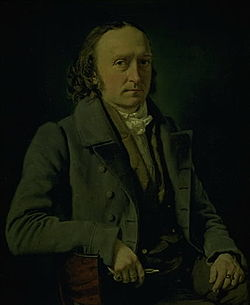 Christian Albrecht Jensen, self-portrait.jpg
