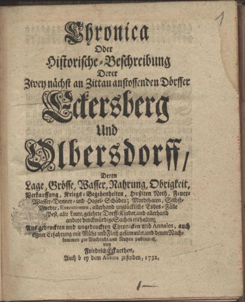 File:Chronica Eckersberg und Olbersdorff.djvu