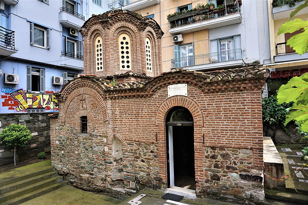 Church of Metamorphosis tou Sotiros (Thessaloniki) by Joy of Museums 3